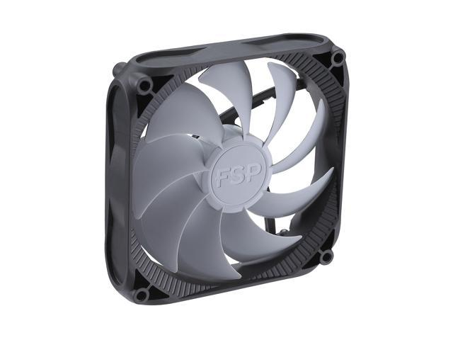 FSP 140mm Quiet FDB Fluid Dynamic Bearing Case Fan for Computer Cases (CF14F01)