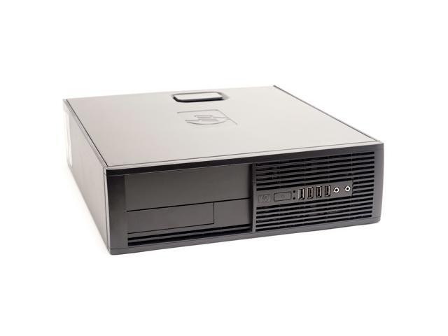 Refurbished: HP Elite 8100 SFF Grade A Desktop - Core i5-650 3.20GHz, 8GB DDR3, 500GB HDD, Win 10 Home