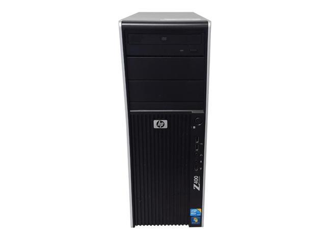 Refurbished: HP Z400 Workstation E5603 1.60GHz 4-Cores 12GB DDR3 1TB HDD Windows 10 Pro