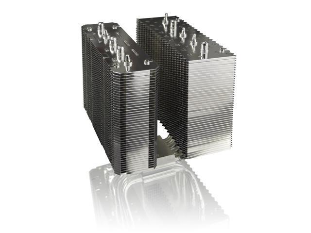 RAIJINTEK TISIS BLACK, Dual-Tower CPU Cooler, 5* 8mm Heat