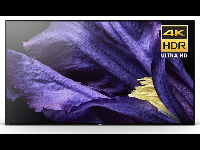 "Sony XBR-65A9F 65"" MASTER Series BRAVIA OLED 4K HDR TV"