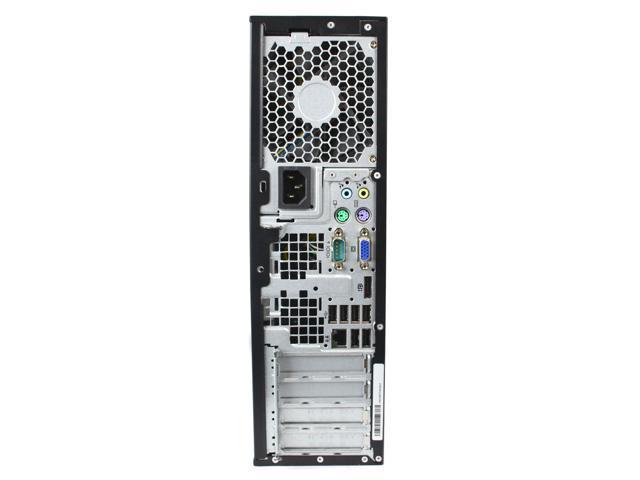 Refurbished: HP Compaq 6200 Elite Desktop Intel 2nd Gen i5-2400 (3.1 GHz) 16GB 240GB SSD Intel HD Graphics DVD-ROM Win 10 Pro, HDMI
