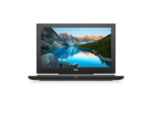 Dell G5 15 Gaming Laptop 5587- i7-8750H- GTX 1060- 128GB SSD + 1TB HDD- 16GB RAM