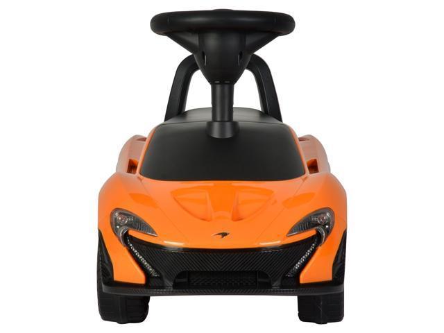 Evezo McLaren Ride-On, Toddler, Push Car, Orange