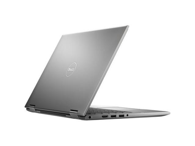 "Dell Inspiron 13.3"" Full HD 2-in-1 Touchscreen Notebook, 8th Generation Intel Core i5-8250U,8GB DDR4 RAM,512GB SSD, Intel UHD Graphics 620,Wifi 802.11AC,Bluetooth,HD Webcam,HDMI,USB, Windows 10 Pro"
