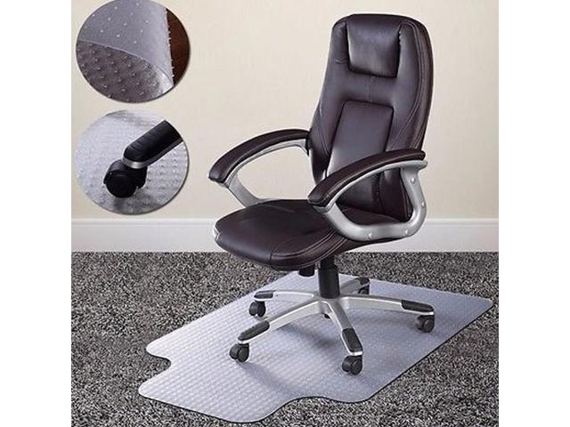 "New 36"" X 48"" Low Carpet Floor Chair Mat Office Home Desk Room Protect Carpet"