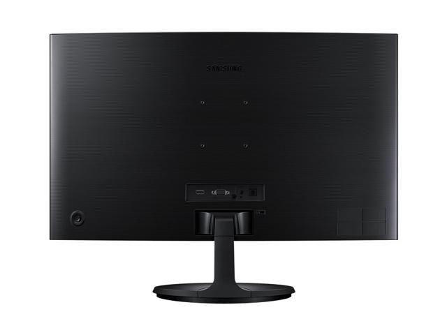 "SAMSUNG CF390 Series - LED monitor - curved - 24"" - 1920 x 1080"