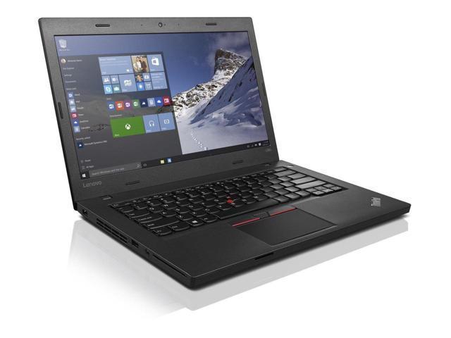"Lenovo ThinkPad 14"" Full HD IPS Business Laptop | Intel Core i5-6300U | 8G RAM | 256G SSD | Mini DisplayPort | Fingerprint Reader | VGA |  Windows 7 Pro(Downgrade From Windows 10 Pro)+Win10 Pro 64bit"