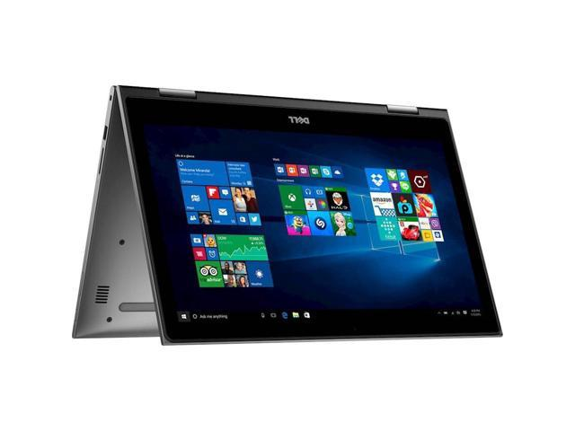 2018 Dell Inspiron 5000 2-in-1 Flagship Premium 15.6 inch Full HD Laptop | Intel Core i5-8250U Quad-Core | 8G DDR4 | 256G SSD | Waves MaxxAudio Pro | Media Card Reader | Windows 10