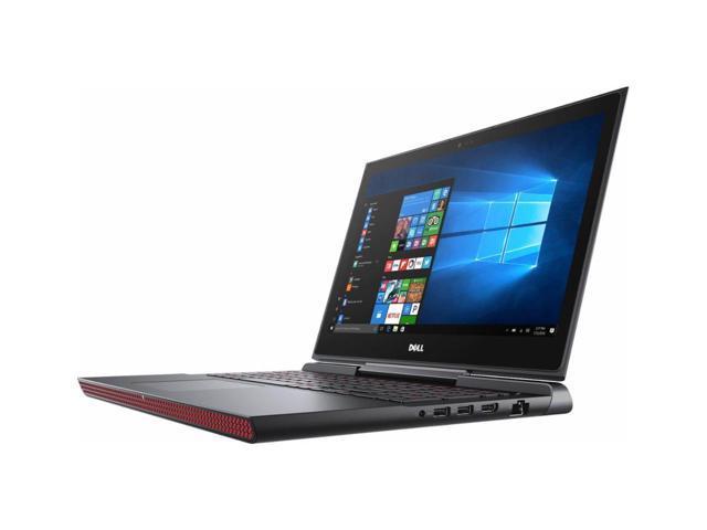 "Dell Newest Inspiron 15.6"" FHD Flagship Premium Gaming Laptop   Intel Core i5-7300HQ Quad-Core   NVIDIA GeForce GTX 1050 Ti   16GB RAM   256GB SSD   Windows Mixed Reality Ultra Ready   Windows 10"