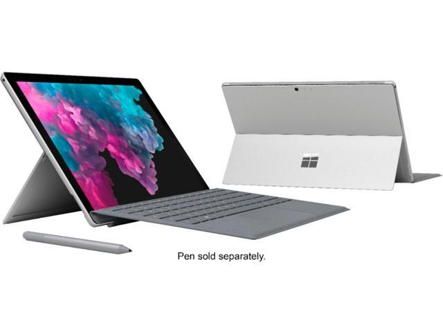 """Microsoft Surface Pro 5 12.3"""" Touch-Screen (2736 x 1824) Tablet/Laptop PC 