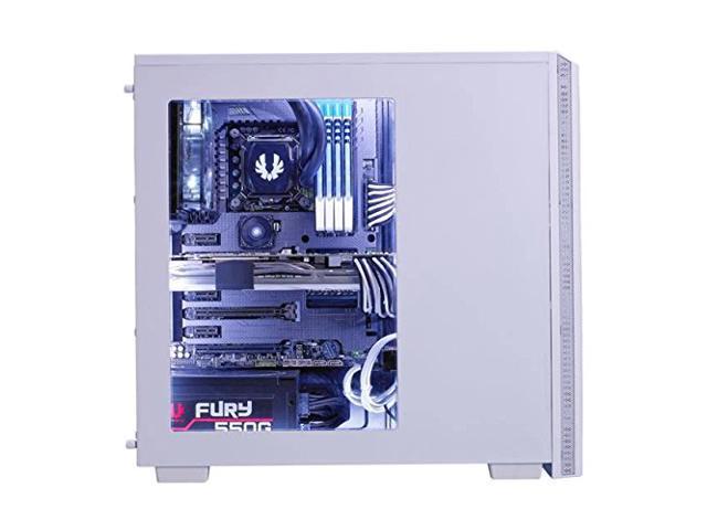 BITFENIX BFX-NOV-100-WWWKK-RP BitFenix Nova Window BFX-NOV-100-WWWKK-RP No Power Supply ATX Mid Tower (White)