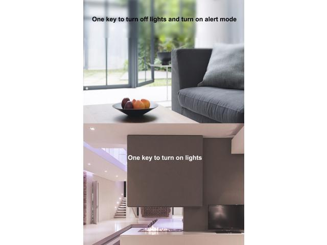 Xiaomi Aqara Smart Light Control Wireless Switch One Key Paste Wall style Wireless Switch, Work with Xiaomi Multifunctional Gateway Mihome APP Control