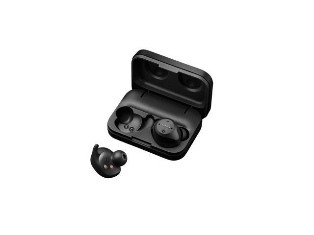 Refurbished: Jabra Elite Sport Black True Wireless Earbuds 4.5 Hr