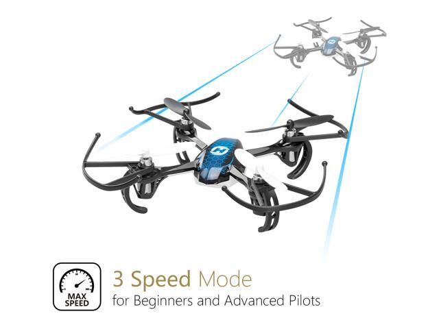 Holy Stone HS170 Mini RC Racing Drone 2.4Ghz 6-Axis Gyro 4 Channels Quadcopter Suitable for Drone Training