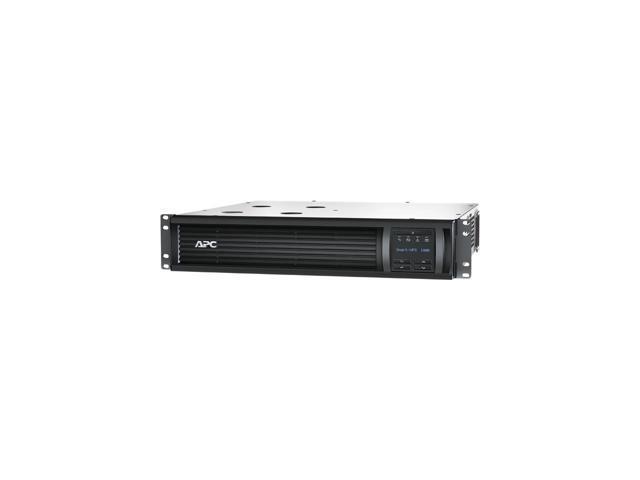 Refurbished: APC Smart-UPS 1000VA USB & Serial RM 2U 120V (SUA1000RM2U) - 2 Year Warranty Included