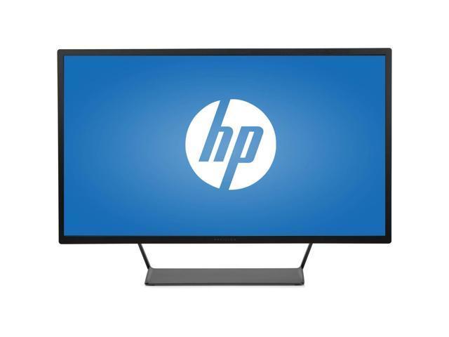 "Refurbished: HP Pavilion 32q 32"" Display WVA 1.07M colors DisplayPort HDMI 2560x1440 @ 60 Hz"