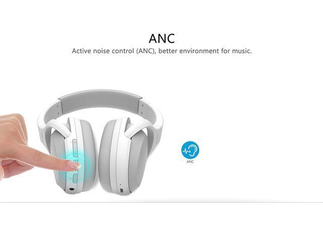 TechComm Chord Active Noise Cancelling Wireless Headphones