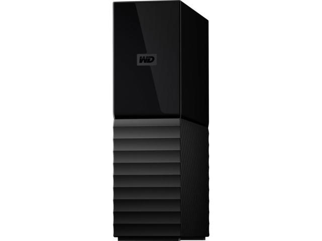 WD My Book 6TB USB 3.0 Desktop Hard Drive WDBBGB0060HBK-NESN Black