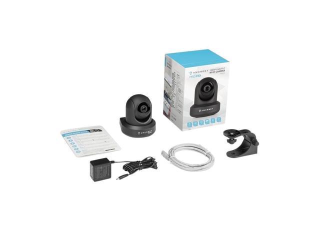 Amcrest ProHD 1080P WiFi Camera 2MP (1920TVL) Indoor Pan/Tilt Security Wireless IP Camera IP2M-841B (Black)
