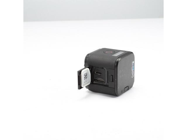 Refurbished: GoPro HERO Session + Complete Accessory Kit Bundle W/ 16gb SD Card (40+ Pcs) - OEM