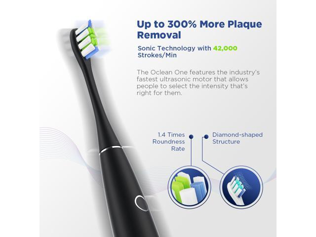 Oclean One Smart Sonic Electric Toothbrush Black with