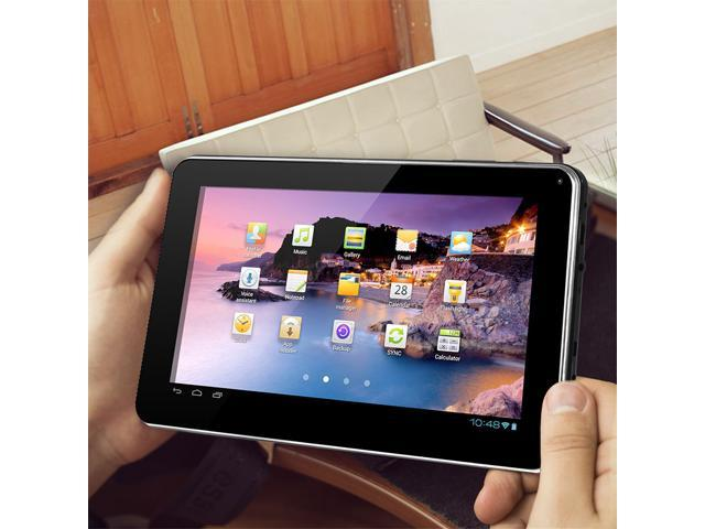 """KOCASO MX9600 Android 5.1 Quad-Core 8GB Memory 9"""" Multi-touch Screen Tablet"""