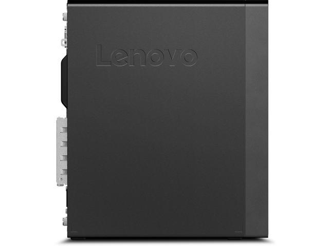 Refurbished: Lenovo ThinkStation P330 Tower WorkStation Intel Hexa-Core i7-8700 3.2GHz 512GB SSD 16GB Windows 10 Professional w/ Keyboard and Mouse