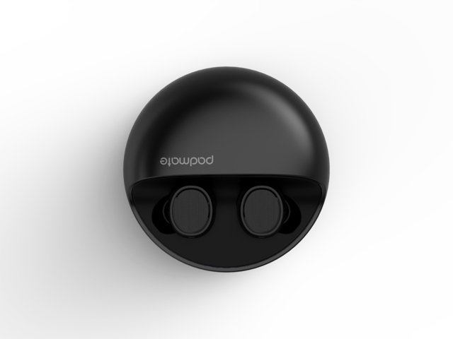 Padmate X12 True Wireless Stereo Earbuds Bluetooth5.0 Stable and Smooth Connection Longer Playtime
