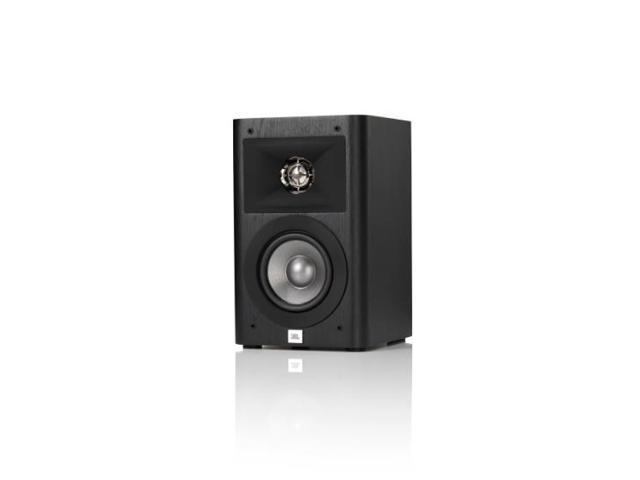"JBL Studio 220 4"" 2-Way Bookshelf Speakers - Pair (Black)"