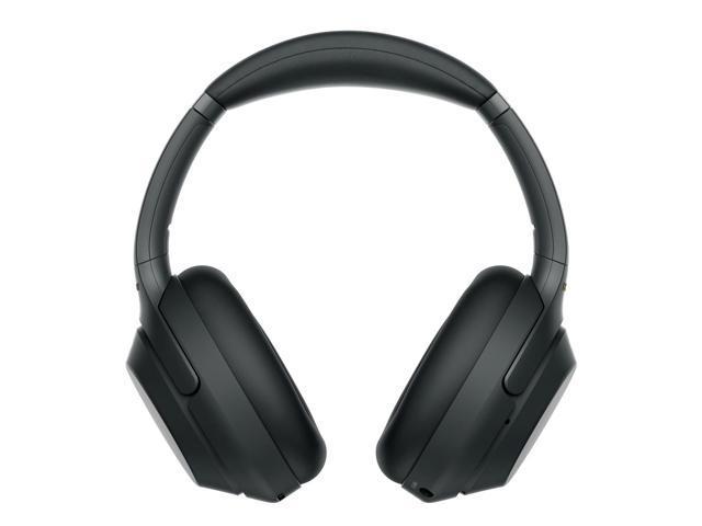 Sony WH-1000XM3 Wireless Noise Canceling Overhead Headphones (Black)