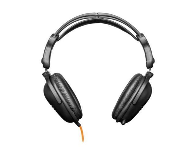 SteelSeries 3Hv2 Gaming Headset - Black/Orange - 2-Pack - OEM