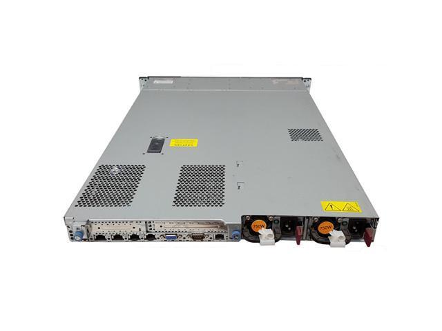Refurbished: HP ProLiant DL360 G7 4B SFF Server 2x X5660 2.8GHz 6-Cores 36GB DDR3 2x 300GB 10K HDD P410i