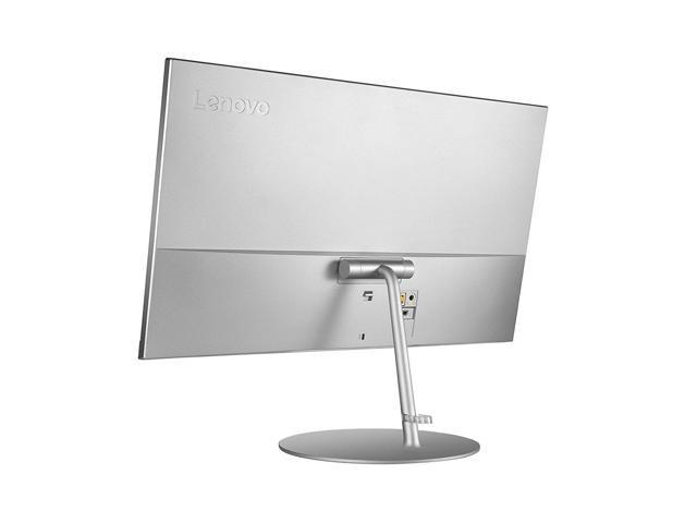 "Lenovo L27q 27"" QHD 1440p IPS LED-Lit Monitor Near-Edgeless Infinity Screen HDMI DP"