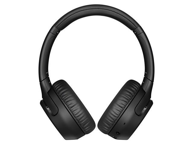 Sony WH-XB700 Wireless On-Ear Extra Bass Headphones with Built-In Microphone and Remote (Black)