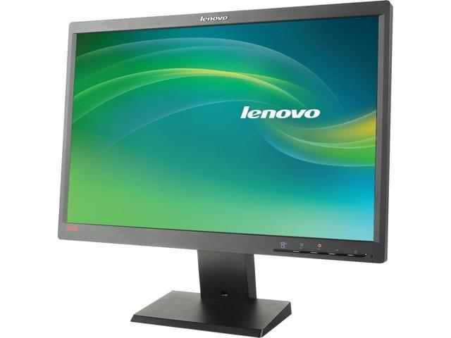 "Refurbished: Lenovo L2250PWD 22"" LCD 1680x1050 Monitor 250 cd/m2 5ms DVI B Grade Monitor only"