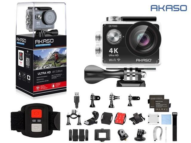 AKASO EK7000 4K Wi-Fi Sports Action Camera 12MP Ultra HD