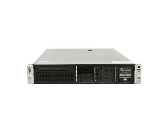 HP DL360p Gen8 G8 2 x Quad Core 2.40GHz E5-2609 8GB Memory 331FLR Sever Qty