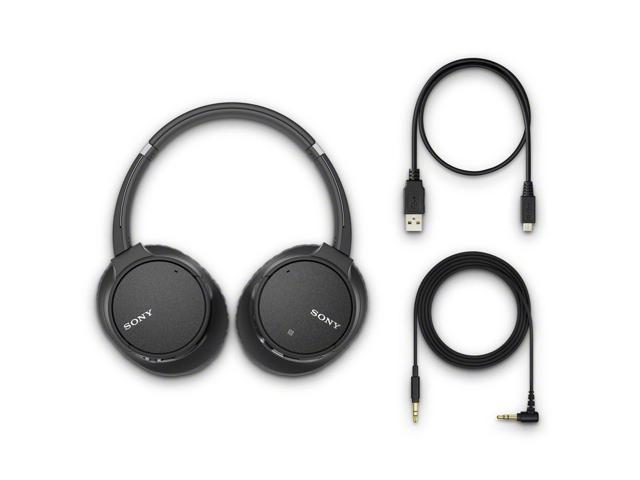 Sony WH-CH700N Wireless Noise Canceling Over-the-Ear Headphones