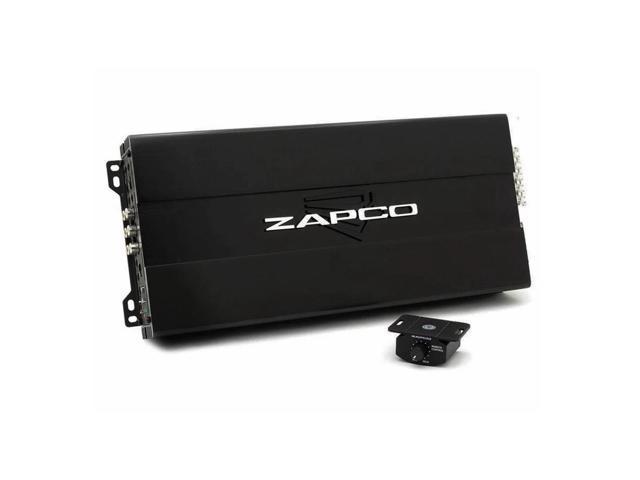 Zapco ST105D BT Compact 5-Channel Class D Amplifier w/ Bluetooth Streaming  - Newegg com