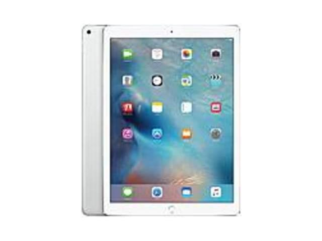 Apple iPad Pro ML0G2LL/A Tablet PC - Apple A9X Quad-Core Processor - 32 GB Flash Memory - 12.9-inch Capacitive Touchscreen Display - Wi-Fi - Apple iOS 9 - Silver