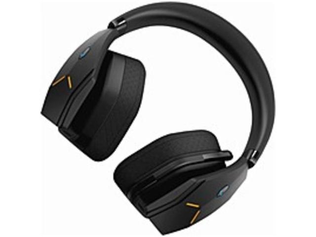 Dell Aw988 Alienware Wireless Gaming Headset With Microphone 20 Hz 20 Khz Black Newegg Com