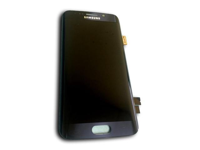 For Samsung Galaxy S6 Edge G925A G925T G925P G925V Black LCD Screen  Digitizer - Newegg com