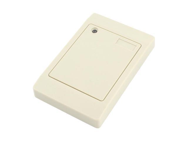 Global Bargains Waterproof Wiegand 26 Door Security Access Control ID Card  Reader 125KHz RFID EM - Newegg com