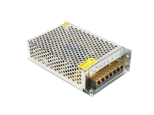 AC 220V DC 5V 5A 25W Switch Power Supply Driver for LED Strip Light -  Newegg com