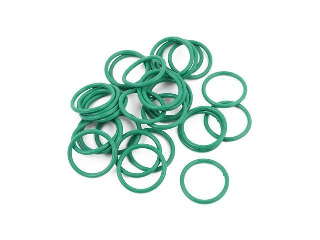 30Pcs 21mm x 1 9mm Rubber O-rings NBR Heat Resistant Sealing Ring Grommets  Green - Newegg ca