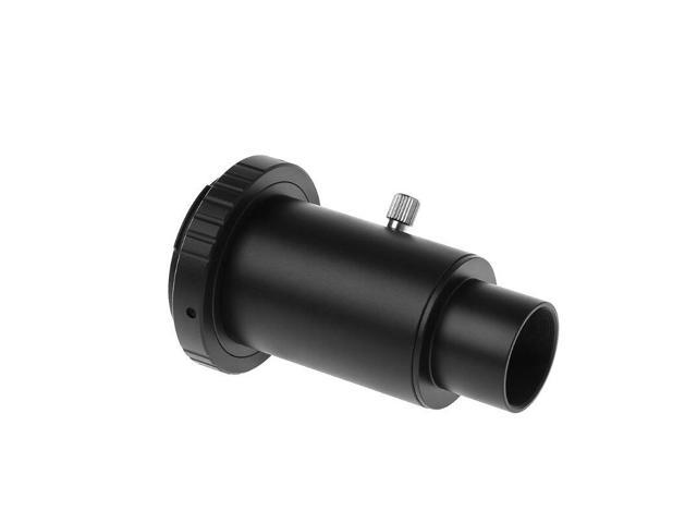 1.25 inch Aluminum T2 Adapter Telescope Telescope Mount Adapter Thread T-Ring Extension Tube for Canon EOS Camera Accessories