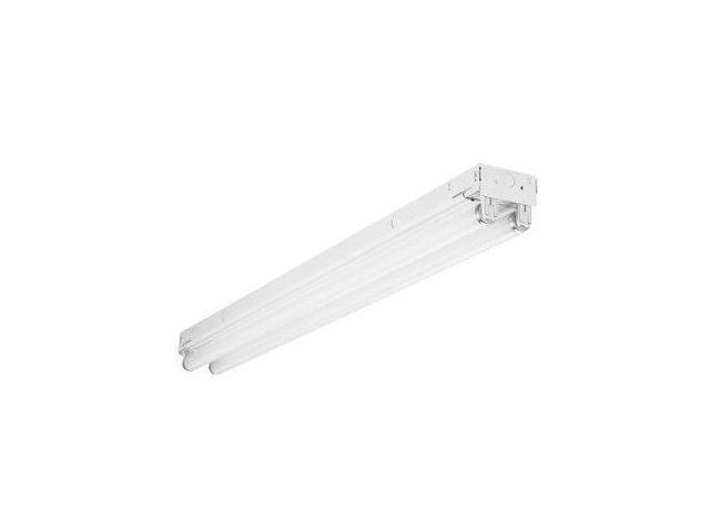 Cooper Lighting All Pro Apsns232 2 Lamp 48 Inch T8