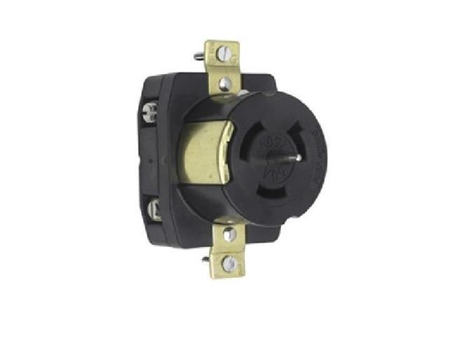 P & S CS8269 California Standard Receptacle, 3-Wire, 50A 250V ...