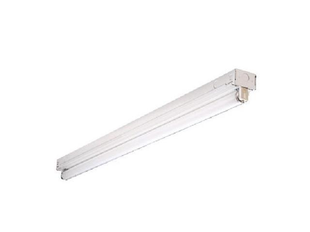 Cooper Lighting Allpro Apsns132 1 Lamp 48 Inch T8 Strip